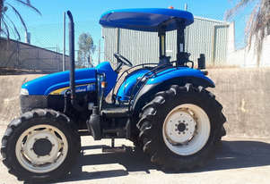 New Holland TD60D FWA/4WD Tractor