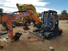 2018 Zaxis ZX55U-5A Excavator *CONDITIONS APPLY* - picture0' - Click to enlarge