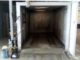 OVEN - POWDER COAT BATCH OVEN, SPRAY BOOTH & SANDBLASTER  - picture2' - Click to enlarge