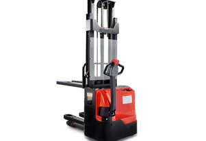 Electric Stacker with Double Pallet (800kg, 1000kg)