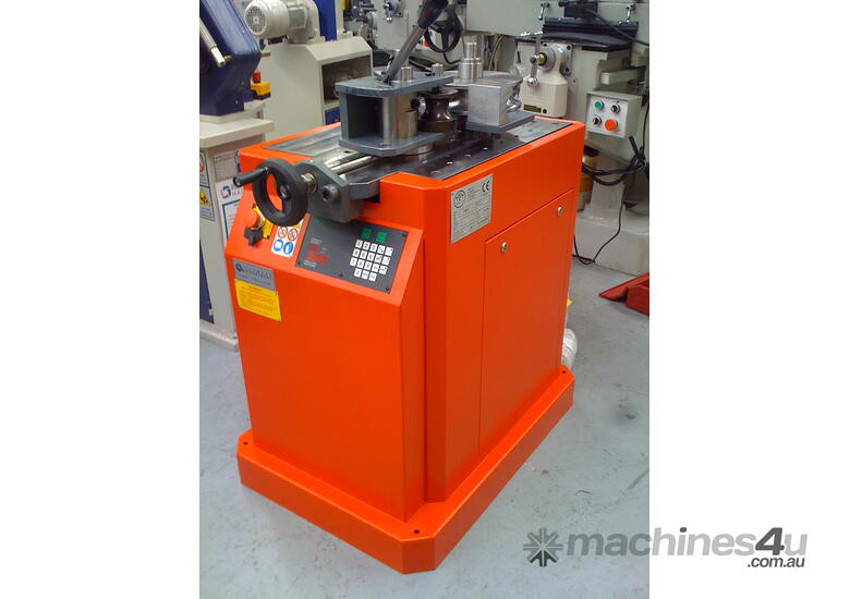 Memoli 50NB Electric/Mechanical NC Pipe Bender