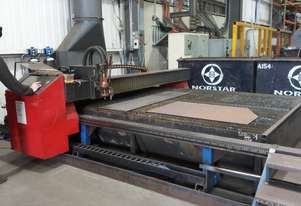 Kinetic CNC Plasma cutter