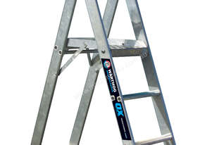 Ox   Platform Ladder 8 Step