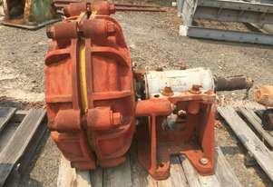 Warman 4/3 EHH High Head Slurry Pump
