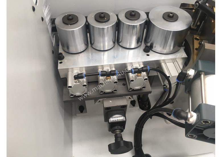 High speed, corner rounding, heavy duty KDT 465. Unmatched and proven value