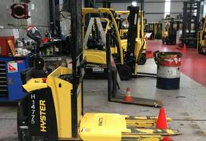 Hyster Battery Electric Pallet Truck