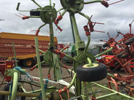 Claas Volto 640 Rakes/Tedder Hay/Forage Equip - picture1' - Click to enlarge