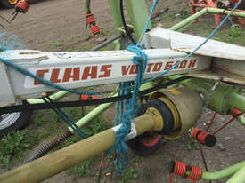 Claas Volto 640 Rakes/Tedder Hay/Forage Equip - picture2' - Click to enlarge
