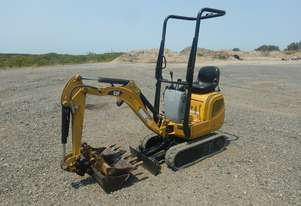 Caterpillar 2014 CAT 300.9D Rubber Tracks