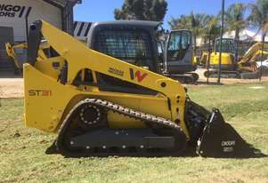 Wacker Neuson ST31 trackerd skidsteer 5 Year Warranty