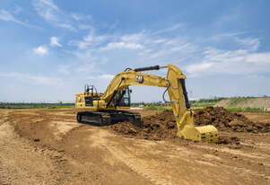 NEW CATERPILLAR 345 GC HYDRAULIC EXCAVATOR