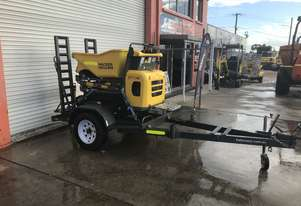 Wacker Neuson   DT08 high dump