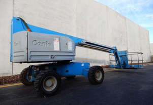 Genie S45 Boom Lift Access & Height Safety