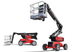 New 12m - 230kg - 2 pax Manitou MAN'GO 12 all terrain platform