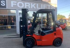 2.5 Tonne Container Stuffer Forklift For Sale!