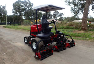 Toro Reelmaster 5510 Golf Fairway mower Lawn Equipment