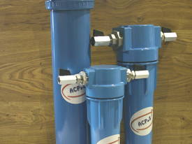 Desiccant compressed air filter / dryer - painting - picture1' - Click to enlarge