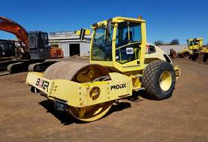 2008 Protec Boxer 113SD Vibrating Smooth Drum Roller *CONDITIONS APPLY*