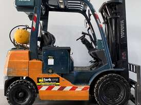 Toyota Forklift Diesel Container Flameproof 2.5ton - picture0' - Click to enlarge