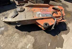 Labounty Excavator Scrap Metal Shear