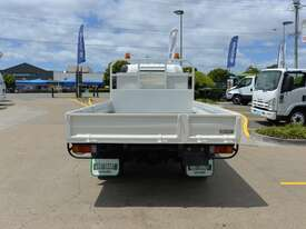 2008 HINO DUTRO 300 - Tray Truck - Tray Top Drop Sides - picture2' - Click to enlarge