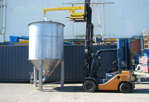 Large Stainless Steel Tank Vat - 7300L