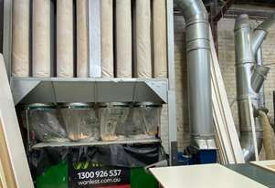 Airtight Solutions Dust Extractor For Sale