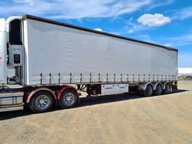 Maxitrans Semi Refrig Curtainsider Trailer - picture0' - Click to enlarge