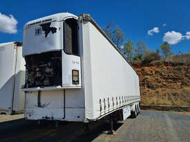 Maxitrans Semi Refrig Curtainsider Trailer - picture1' - Click to enlarge