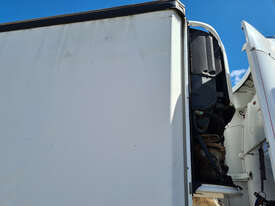 Maxitrans Semi Refrig Curtainsider Trailer - picture2' - Click to enlarge