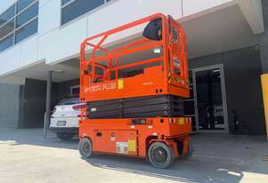New 19' Electric Scissor lift Dingli S06-E