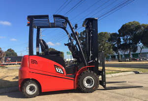 Brand new 2.5 Ton 4 Wheel Electric Forklift