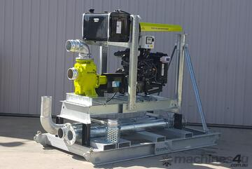 Remko RS-150 Pump & Stand Pipe Package - Ag Package