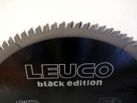 Leuco Special Black Edition Saw Blades- LIMITED ST - picture1' - Click to enlarge