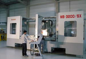 EUMACH MB Traveling Column Machining Centre