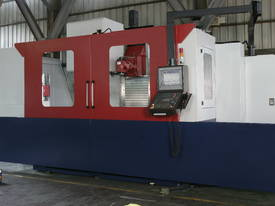 Eumach MB travelling column Machining Centre - picture4' - Click to enlarge