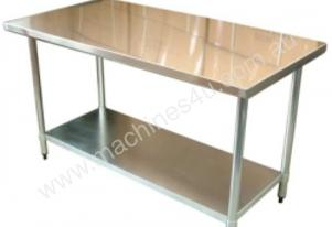 Brayco 3060 Flat Top Stainless Steel Bench (762mmW