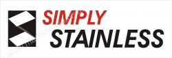 Simply Stainless SS01.0900 Flat Top Stainless Stee