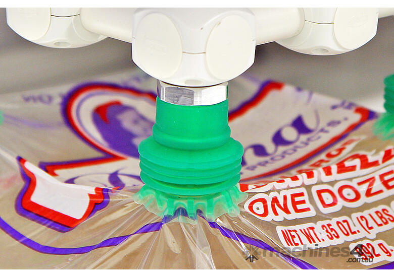Suction Cups for the Packaging Industry