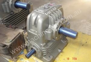 Green Worm Underdriven Gearbox