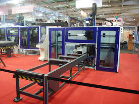 CNC Beam Drilling, Marking & Cutting Lines  - picture2' - Click to enlarge