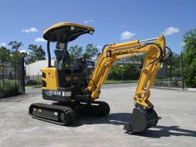 Yuchai YC18SR (Zero Swing) Mini Excavator - picture9' - Click to enlarge