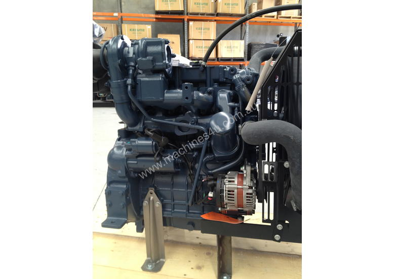 VM Motori Water-Cooled D754TPE2 Diesel Engine-90 HP