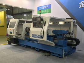 Heavy Duty Flat Bed Kinwa M5 Type CL38 CNC Lathes - picture14' - Click to enlarge