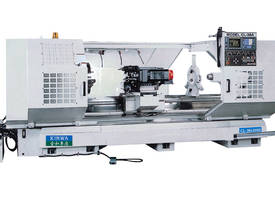 Heavy Duty Flat Bed Kinwa M5 Type CL38 CNC Lathes - picture7' - Click to enlarge