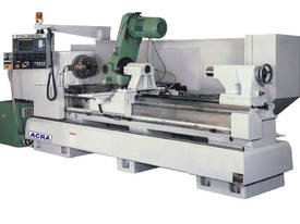 Heavy Duty Flat Bed Kinwa M5 Type CL38 CNC Lathes - picture6' - Click to enlarge