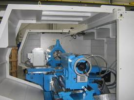 Heavy Duty Flat Bed Kinwa M5 Type CL38 CNC Lathes - picture11' - Click to enlarge
