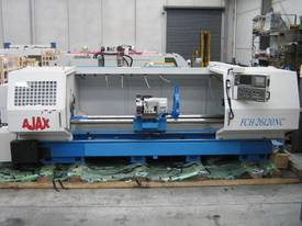 Heavy Duty Flat Bed Kinwa M5 Type CL38 CNC Lathes - picture9' - Click to enlarge