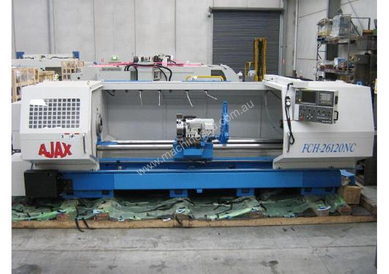 Heavy Duty Flat Bed Kinwa M5 Type CL38 CNC Lathes