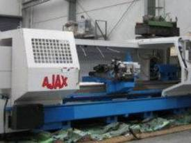 Heavy Duty Flat Bed Kinwa M5 Type CL38 CNC Lathes - picture0' - Click to enlarge